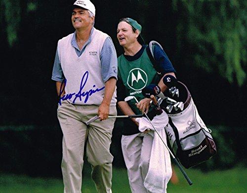 Scott Simpson Autographed Photo - 11X14 COA - Autographed Golf - Scott Photo Simpson