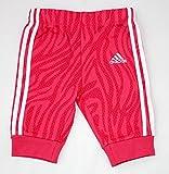 adidas Girls' Infant Toddler Capri Jogger