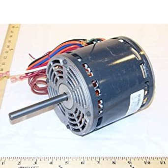 K55hxcem 6402 emerson oem furnace blower motor 1 2 hp for Furnace motor replacement cost