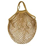 Storage Bag, Storage Basket, Yezijin Mesh Net Turtle Bag String Shopping Bag Reusable Fruit Storage Handbag Totes New (C)