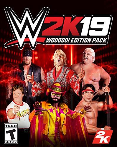 WWE 2K19 Wooooo! Edition Pack! [Online Game Code]