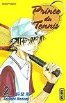 Prince du Tennis, tome 2 : Les crochets de la vipère par Konomi