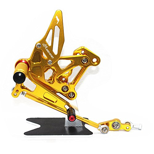 Rearsets Rear Sets Footpegs CNC Adjustable For MV F3 for sale  Delivered anywhere in Canada
