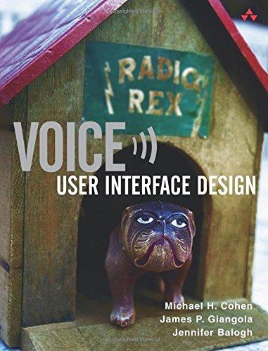 Voice User Interface Design - Interface Voice