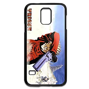 Trigun Vash Stampede Protection Case Cover For Samsung Galaxy S5 - Fashion Case