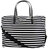 kate spade new york Women's Watson Lane Lyla, Black/Clotted Cream