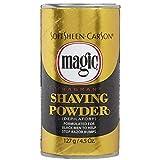 Magic Shaving Powder Gold Can