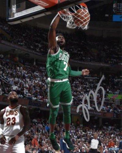 5583dca4bbe Jaylen Brown Boston Celtics Signed Autographed 8x10 Photo JSA at ...
