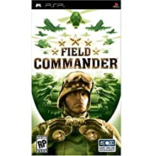 Field Commander - Sony PSP