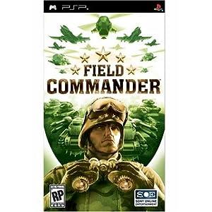 Field Commander - Sony PSP