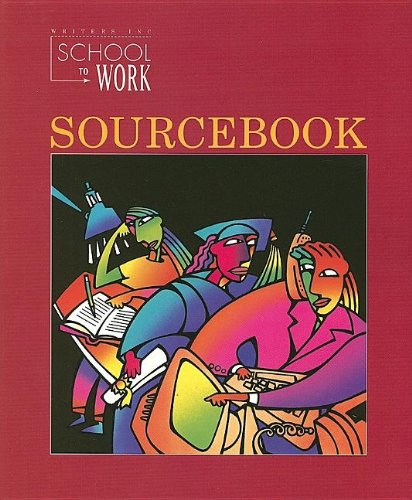 Great Source School to Work: Sourcebook Student Edition Grade 11 (Write Source 2000 Revision)