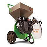 Best garden chipper - Tazz Chipper Shredders 30520 Compact Chipper Shredder Review