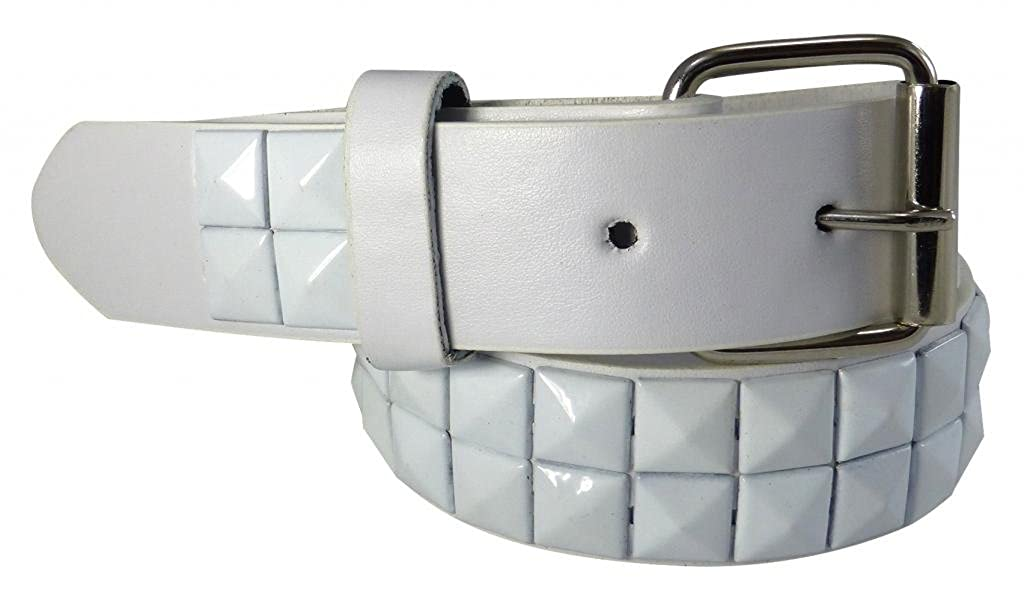 Nice Shades Studded Plain Kids Belts (Many Colors Available)