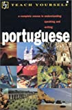 Teach Yourself Portuguese, Cook, Manuela, 0658015796