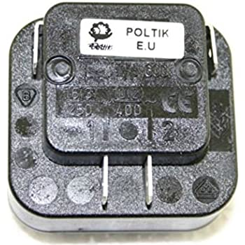 Poltic or Diehl Springwound Timer 30 MN Tanning Bed Type 600 HOLD
