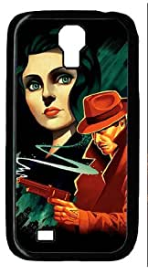 Bioshock infinite burial at sea Rectangle Personalized Protective Case for Galaxy S4 by LZHCASE