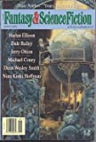 img - for The Magazine of FANTASY AND SCIENCE FICTION (F&SF): January, Jan. 1996 book / textbook / text book