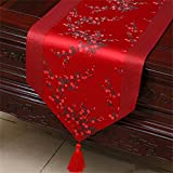Royal%2D Chinese Pastoral Table Runner T