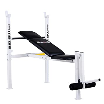 Weight Bench. Best Home Gym Sit Up Sport Workout, Fitness Equipment. For  Building