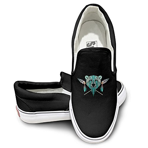 alipapa-custom-mens-womens-best-polar-bear-fashion-shoes-black-size-36