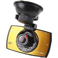 AGPtek® 2.7 LCD Full HD 1080P Car Camera Dash Cam Vehicle DVR - Night Vision,120 degrees,G-sensor