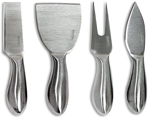 Cheese Knives: BlizeTec Cheese Slicer & Cutter Set (4 pcs) by BlizeTec (Image #9)