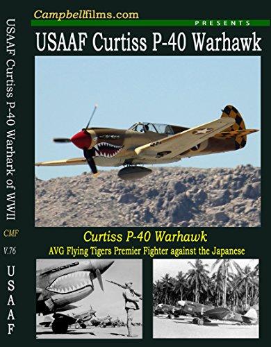 Tomahawk Flying Tigers - Curtiss P-40 Warhawk old films AVGs WW2 Pacific Aleutian Tomahawk Kittyhawk Warbirds Aviation Old Films DVD