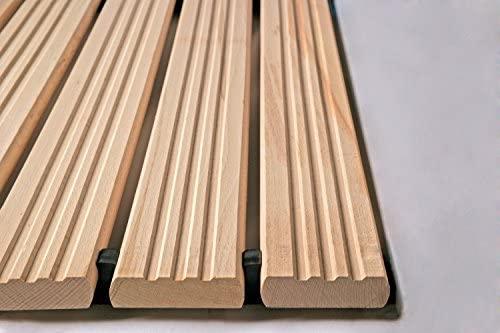 Yoga madera de tipo B, ergonómico de revestimiento de suelo ...