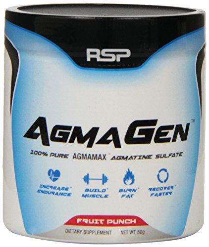 RSP AgmaGen, Punch aux fruits, 80 grammes