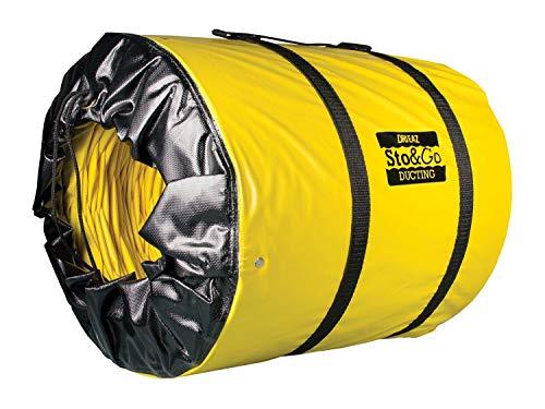 Dri-Eaz F405 Sto N Go 25-foot Ducting, -20 to 180 Degree F (Renewed)