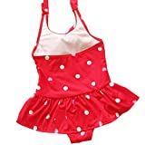 Jastore Baby Girls Swimwear One Piece Swimsuits