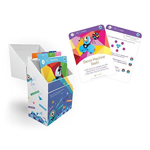 Dash & Dot Learn to Code Challenge Card Box Set