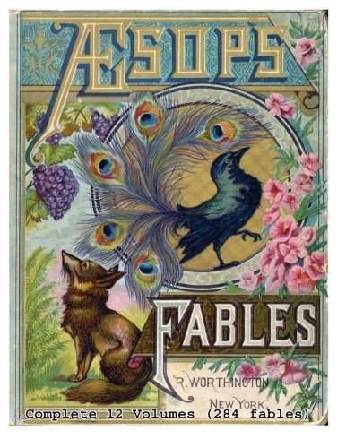 aesops-fables-complete-12-volumes