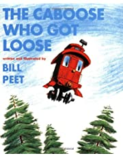 The Caboose Who Got Loose Book & CD