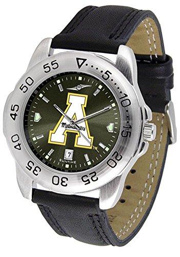 Linkswalker Mens Appalachian State Mountaineers Sport Anochrome Watch ()