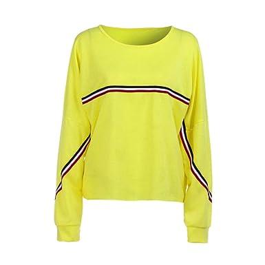 Sweatshirt Damen SUNNSEAN Frauen Herbst Hoodie Lässige