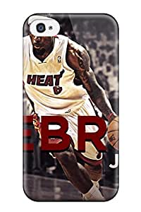 Discount nba lebron james miami heat mvp basketball NBA Sports & Colleges colorful iPhone 4/4s cases 6889862K537545955