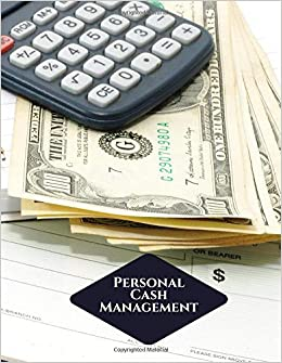 personal cash management personal expenses log financial record