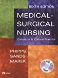 img - for Medical-Surgical Nursing: Concepts & Clinical Practice (With CD-ROM) book / textbook / text book