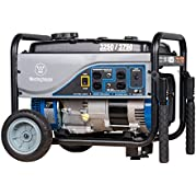 Westinghouse WH3250 Gas Powered Portable Generator - 3250 Running Watts and 3750 Starting Watts