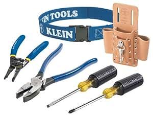 Klein Tools 80006 6-Peice Trim Out Tool Set