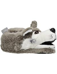 50+ Styles - Premium Full Foot Happy Feet Mens and Womens Animal Slippers