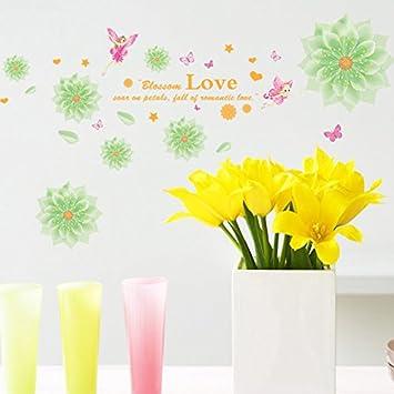 Alldolwege Wall Sticker Home Decor Aufkleber Romantisches