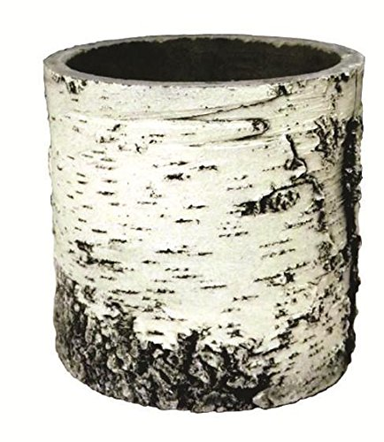 SURREAL Planters VB-8 Vertical Planter, 9-Inch, Birch by Surreal