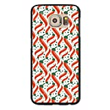 Cartoon Red Hot Chili Peppers Case for Galaxy S6 - Replacement Cover for Samsung S6