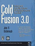 Cold Fusion 3.0: Intranet Application Development Toolkit (Internet Professional Series)
