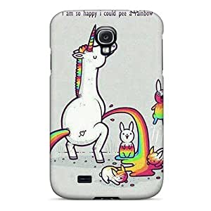 Lmf DIY phone caseNew Fashionable Williams6541 MVQ2583dmiK Cover Case Specially Made For Galaxy S4(pee A Rainbow)Lmf DIY phone case