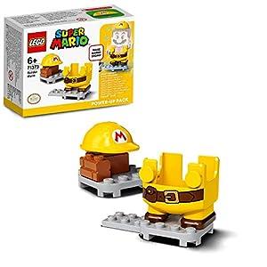 LEGO Super Mario Costruttore - Power Up Pack, Espansione, Costume Calpestante, Giocattolo, 71373  LEGO