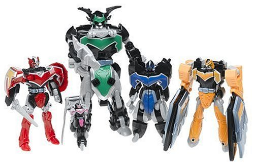 Power Rangers Mystic Force - Titan Megazord