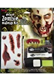 Best Zombie Makeups - Morris Costumes Fun Accessory Zombie Deluxe Makeup Kit Review